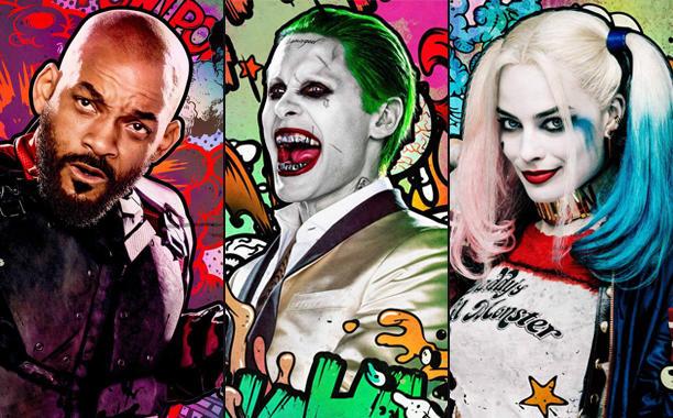 Suicide Squad Posters Image Tout