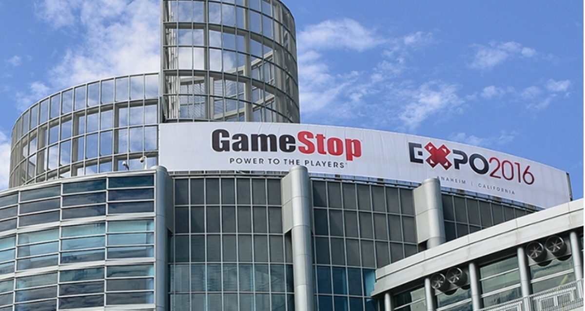 GameStop EXPO 2016!!!!