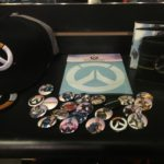 just some Overwatch swag from the Jinx booth