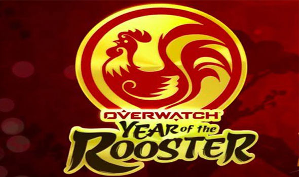 Overwatch Celebrates the Year of the Rooster!