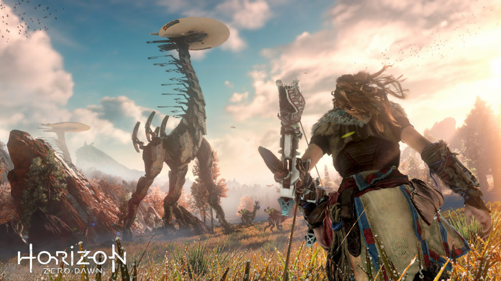 Horizon Zero Dawn: Tallneck